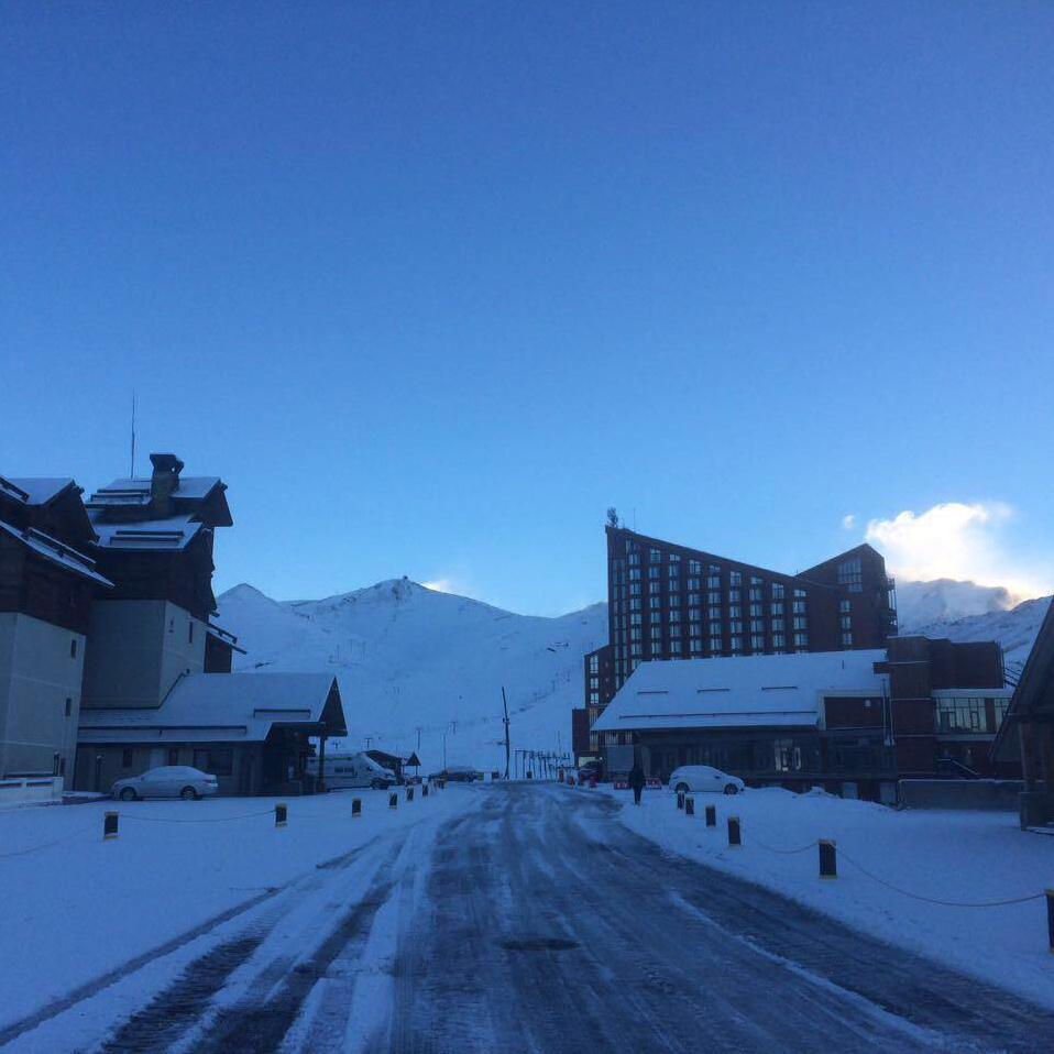 PRONÓSTICO: Casi 2 Metros de Nieve en 6 Días para ValleNevado