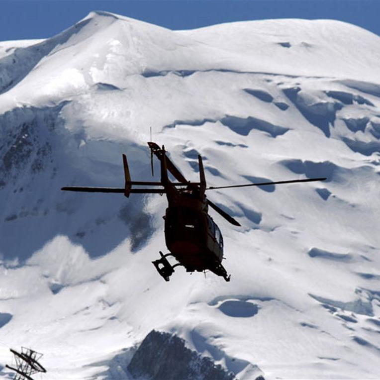 Avalancha en los Alpes Franceses: TresMuertos