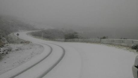 Nieve San Luis
