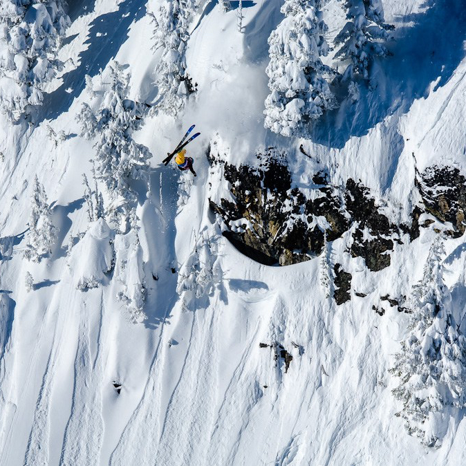 FREERIDE WORLD TOUR: Cuatro Eventos en Sudamérica Para 2017