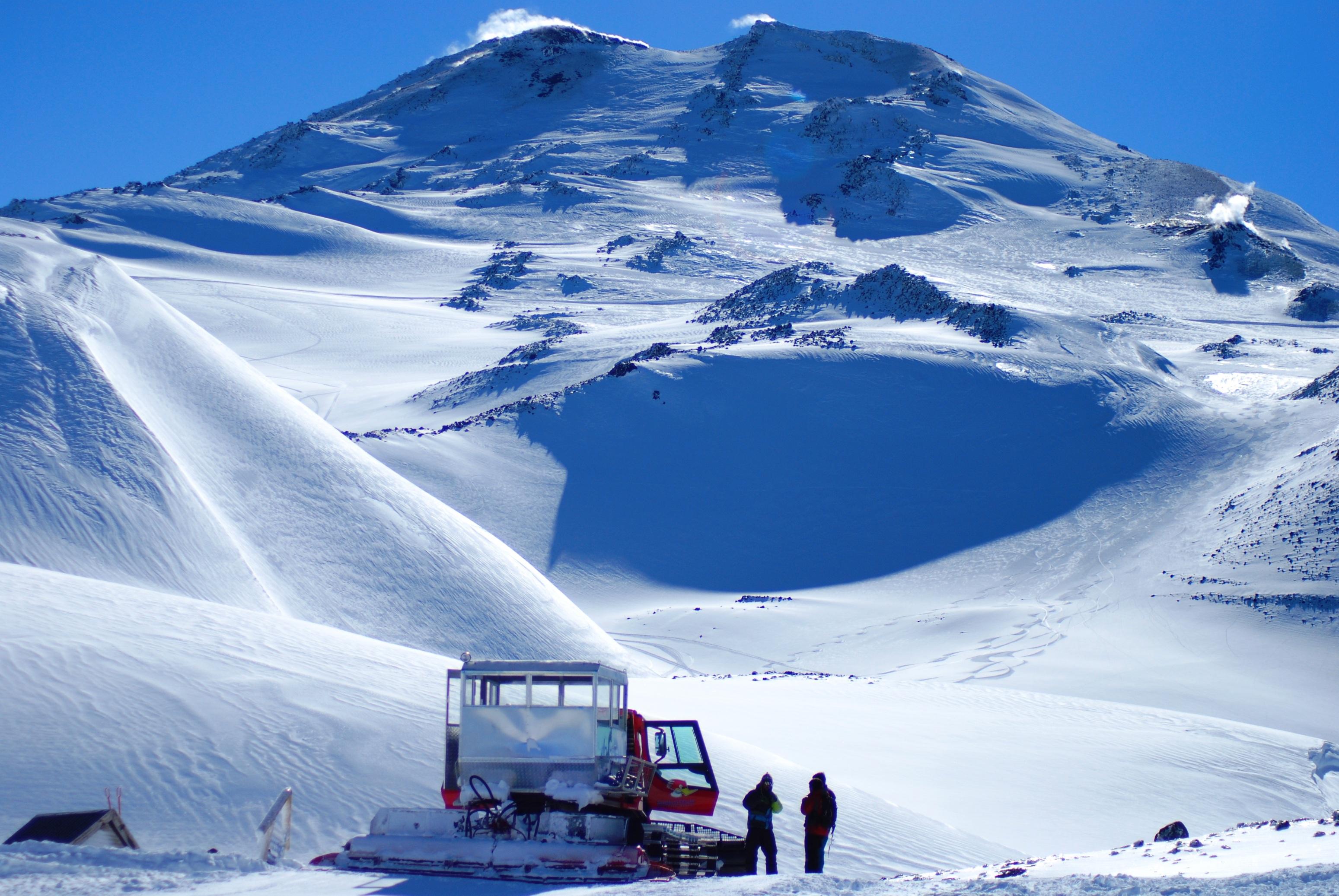 Nevados-Chillán-catski-snow