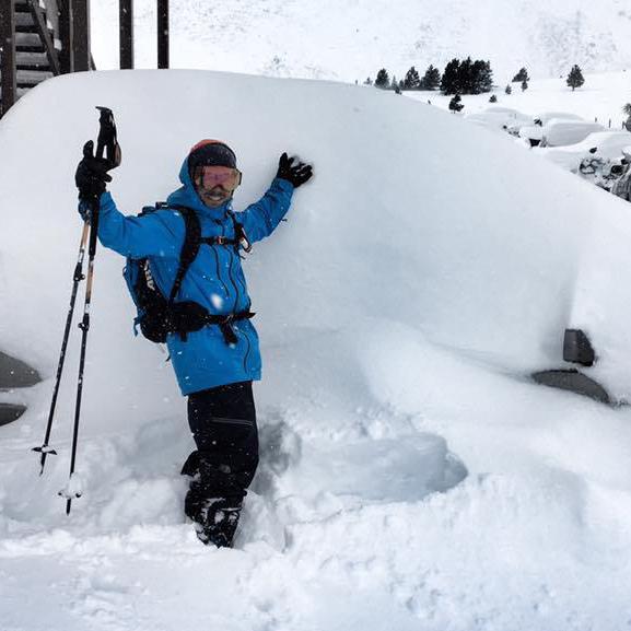 PRONÓSTICO: Se Esperan Fuertes Nevadas en Toda la Cordillera la Semana Próxima | Hasta 2 Metros en AlgunasZonas