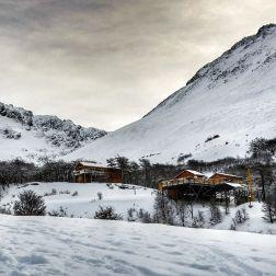 Glaciar Martial, ayer