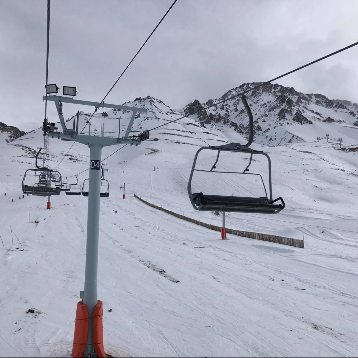 REPORTE: Cómo Está la Nieve en Las Leñas Hoy   Si Sos Residente de Mendoza, el Viernes NoPagás