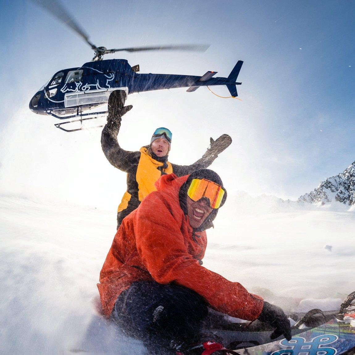 Cuáles Son Los Beneficios de los Deportes de Nieve Según RedBull
