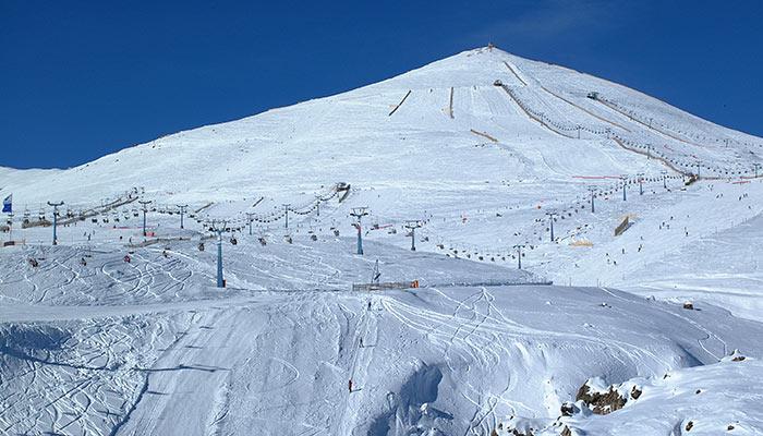 El Colorado, Chile