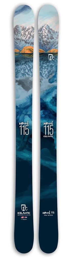 Icelantic Nomad 115