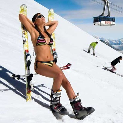 4 Centros de Ski Siguen Abiertos en EstadosUnidos