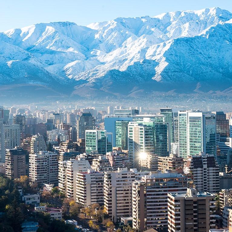 Del Trabajo a La Montaña en Una Hora |El Encanto de Vivir en Santiago deChile