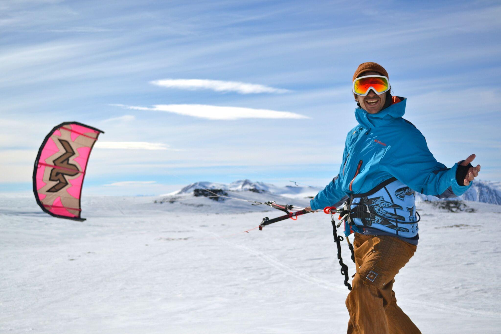 Wind Experience Snowkite Caviahue 2013. Selección Columbia (4)