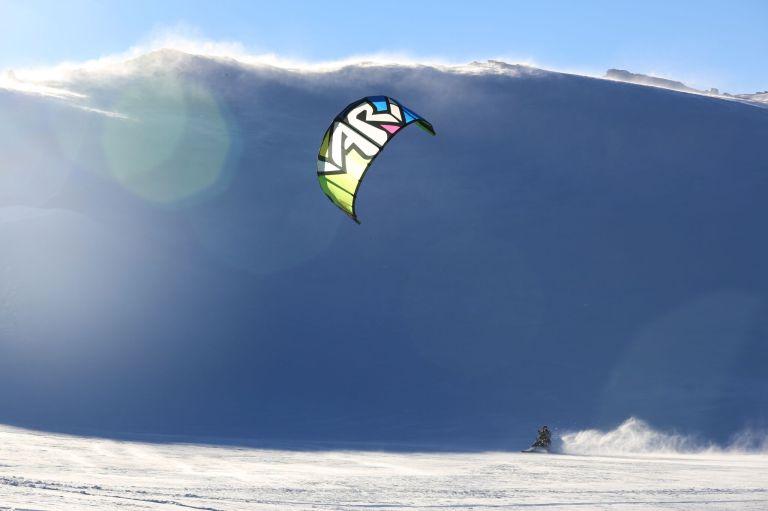 Wind Experience Snowkite en Caviahue. Selección adicional Fede (2)