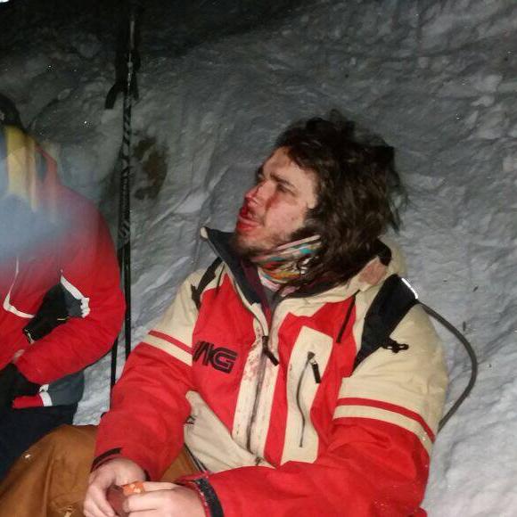 Bariloche: Rescatan a Snowboarder Perdido En LaMontaña