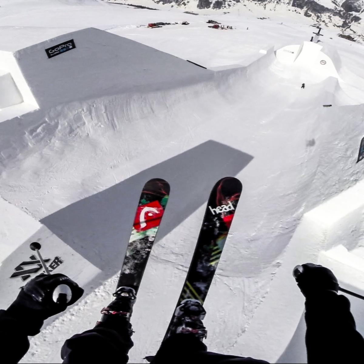 VIDEO: Freestyle en Primera Persona   Edit GoPro de la Temporada de JesperTjäder