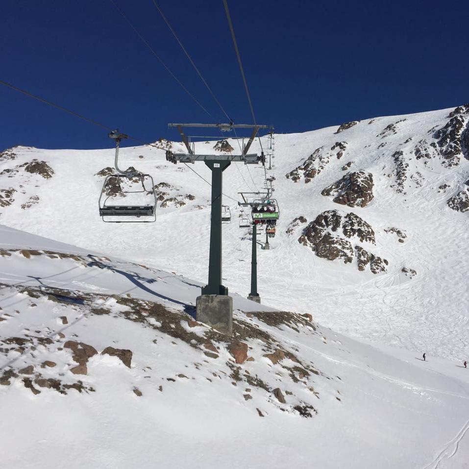 REPORTE: Cerro Catedral | Buena Nieve, Mucho Sol y Todos los MediosHabilitados