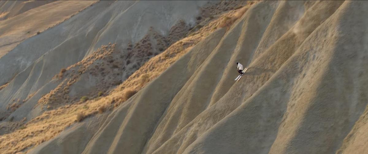 VIDEO: La Última Gran Locura de Candide Thovex en el Desierto deCenturipe