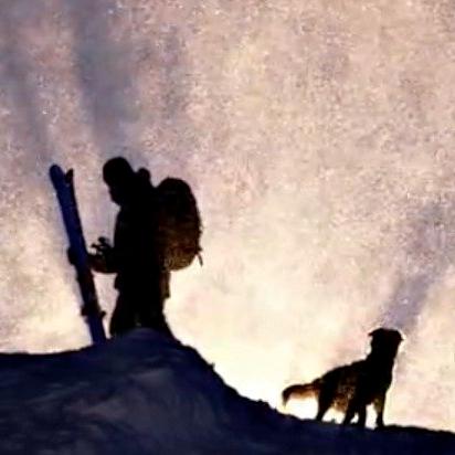 VIDEO: Esquiando El Refugio Frey Con Conga y SantiagoGuzman